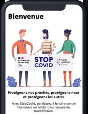 Application Stop Covid Apple